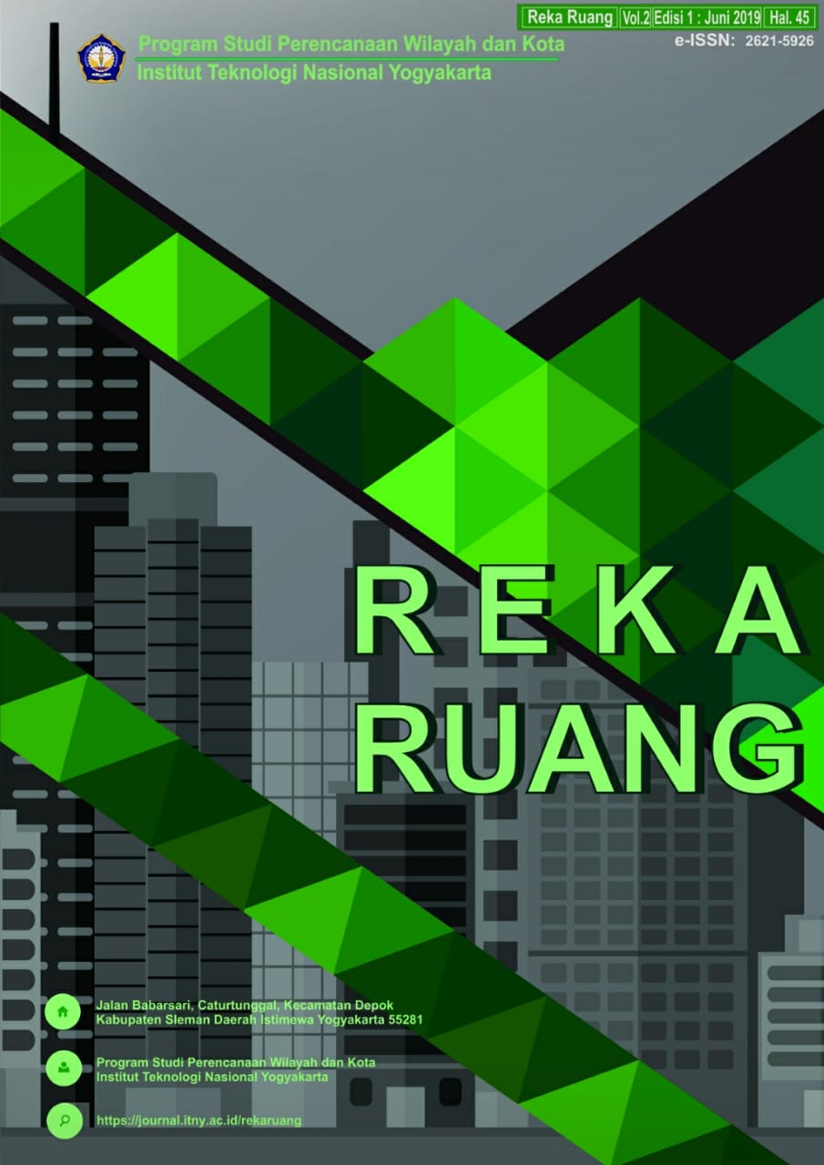 Reka Ruang Vol.2 No.1